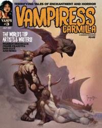 VAMPIRESS CARMILLA MAGAZINE #3 (MR)