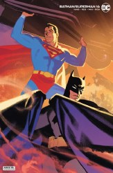 BATMAN SUPERMAN #16 CVR B SMALLWOOD VAR
