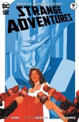 STRANGE ADVENTURES #9 (OF 12)CVR A GERADS (MR)