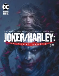 JOKER HARLEY CRIMINAL SANITY #8 (OF 9) CVR A MATTINA (MR)