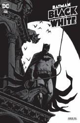 BATMAN BLACK AND WHITE #4 (OF6) CVR A CLOONAN