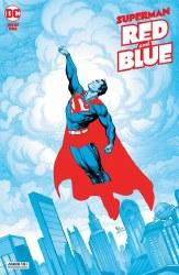 SUPERMAN RED & BLUE #1 CVR A FRANK