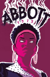 ABBOTT 1973 #5 (OF 5) CVR B ALLEN