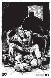 BATMAN BLACK AND WHITE #5 (OF6) CVR C FRANK RIDDLER VAR