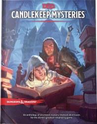 D&D RPG CANDLEKEEP MYSTERIES HC