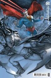 BATMAN SUPERMAN #17 CVR B MIGLIARI CARDSTOCK VAR