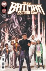 NEXT BATMAN SECOND SON #1 CVRA BRAITHWAITE