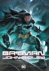 BATMAN BY JOHN RIDLEY DLX ED
