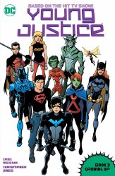 YOUNG JUSTICE TP BOOK 02 GROWING UP