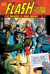 FLASH DEATH OF IRIS WEST HC