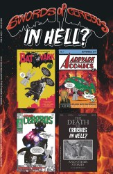 SWORDS OF CEREBUS IN HELL TP VOL 02
