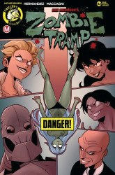 ZOMBIE TRAMP ONGOING #82 CVR BMACCAGNI RISQUE (MR)