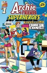 ARCHIE & FRIENDS SUPERHEROES #1