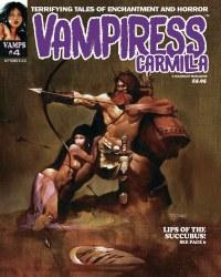 VAMPIRESS CARMILLA MAGAZINE #4 (MR)