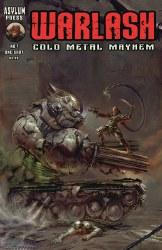 WARLASH COLD METAL MAYHEM ONE SHOT