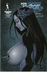TAROT WITCH OF THE BLACK ROSE #128 (MR)