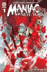 MANIAC OF NEW YORK #1 2ND PTG
