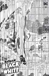 BATMAN BLACK & WHITE #6 (OF 6)CVR A ROMITA JR