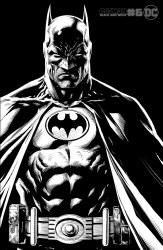 BATMAN BLACK & WHITE #6 (OF 6)CVR B FABOK