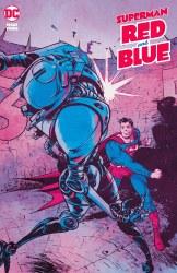 SUPERMAN RED & BLUE #3 CVR A POPE