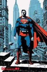 SUPERMAN RED & BLUE #3 CVR B LEON