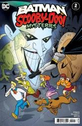 BATMAN & SCOOBY DOO MYSTERIES#2