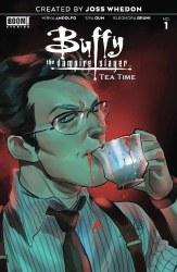 BUFFY THE VAMPIRE SLAYER TEA TIME #1 CVR A ANDOLFO
