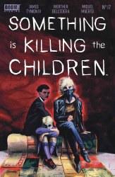 SOMETHING IS KILLING THE CHILDREN #17 CVR A DELL EDERA