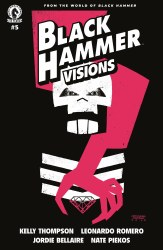 BLACK HAMMER VISIONS #5 (OF 8) CVR A ROMERO