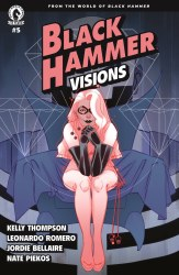 BLACK HAMMER VISIONS #5 (OF 8) CVR C SAUVAGE