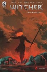 WITCHER WITCHS LAMENT #2 (OF 4) CVR B FINNSTARK