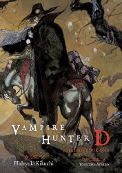 VAMPIRE HUNTER D OMNIBUS TP VOL 01