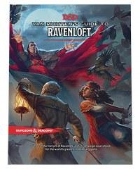 D&D RPG VAN RICHTENS GUIDE TORAVENLOFT HC
