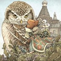 MOUSE GUARD OWLHEN CAREGIVER #1