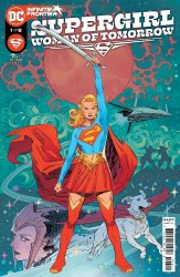 SUPERGIRL WOMAN OF TOMORROW #1CVR A EVELY