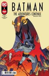 BATMAN ADVENTURES CONTINUE SEASON 2 #1 CVR A ROSSMO
