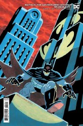 BATMAN ADVENTURES CONTINUE SEASON 2 #1 CVR B CARDSTOCK VAR