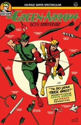 GREEN ARROW 80TH ANNIV SPECTACULAR #1 1940S CHO
