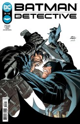 BATMAN THE DETECTIVE #3 CVR AKUBERT (MR)