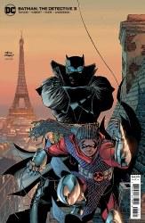 BATMAN THE DETECTIVE #3 CVR BCARD STOCK KUBERT VAR (MR)