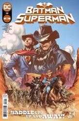BATMAN SUPERMAN #19 CVR A REIS