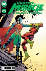 MISTER MIRACLE SOURCE OF FREEDOM #2 CVR A PAQUETTE