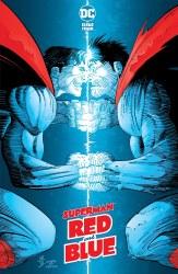 SUPERMAN RED & BLUE #4 CVR A ROMITA JR