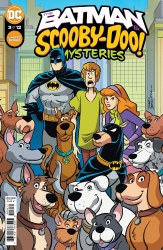 BATMAN & SCOOBY DOO MYSTERIES#3 (MR)