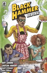 BLACK HAMMER REBORN #2 CVR B THOMPSON