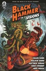 BLACK HAMMER VISIONS #6 (OF 8) CVR B BRERETON