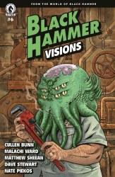 BLACK HAMMER VISIONS #6 (OF 8) CVR C HURTT