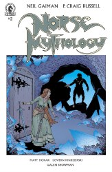 NORSE MYTHOLOGY II #2 (OF 6) CVR A RUSSELL (MR)