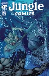 JUNGLE COMICS #4 (OF 4)