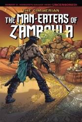 CIMMERIAN MAN-EATERS OF ZAMBOULA #2 CVR B MELI (MR)